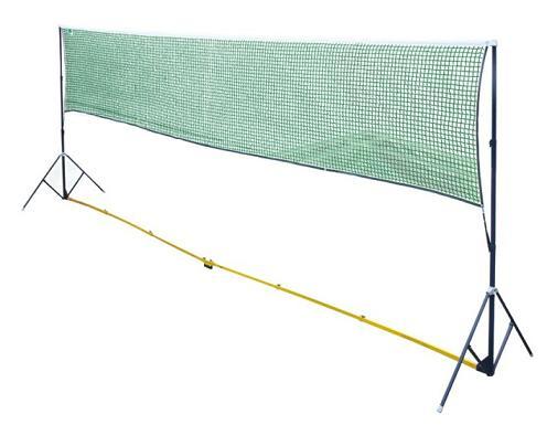 Pro's Pro Badmintonnet met palen incl. opbergtas