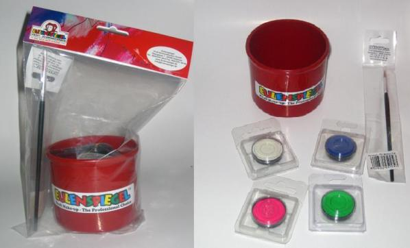 Speedminton® Paint Set verf voor Blacklight