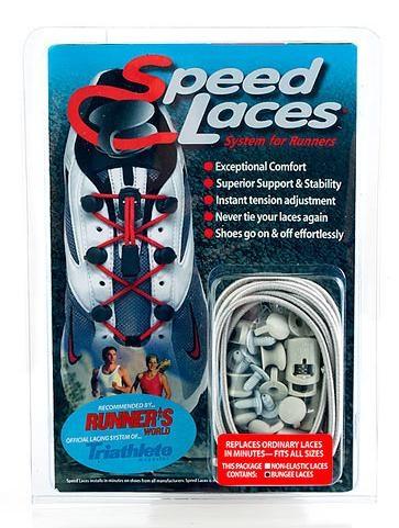 Powertennis Speedlaces (snelveters)