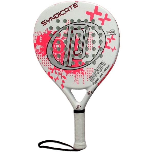 Pro's Pro padel racket Syndicate