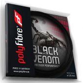 Polyfibre Black Venom 12 m. tennissnaar