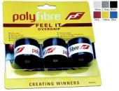 Polyfibre Feel It 3 stuks overgrip