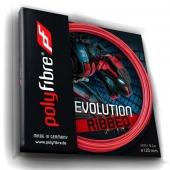 Polyfibre Evolution RIBBED 12 m. tennissnaar 1.25