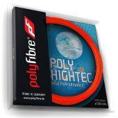 Polyfibre Poly Hightec Neonred 12 m. tennissnaar