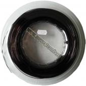 Powertennis Super-Point Black Ethylen 200 m. Tennissaite 1.27