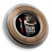Polyfibre Tour Player 1.25 tennissnaar 200 m.