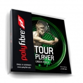 Polyfibre Tour Player Green Touch 1.23 tennissnaar 12 m.