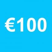 Powertennis Waardebon 100 euro