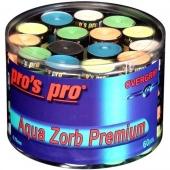 Pro's Pro Aqua Zorb Premium overgrip 60 stuks