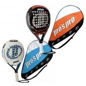 Pro's Pro Padel paddle beachtennis huurset 2 rackets