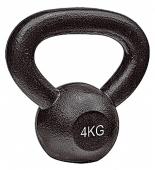 Pro's Pro Kettlebell 4 kg. Gietijzer