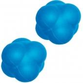 Pro's Pro Reactiebal blauw 10 cm.