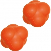 Pro's Pro Reactiebal oranje 10 cm