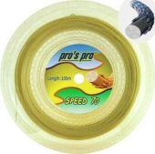 Pro's Pro Speed 70 badmintonsnaar 100 m.