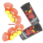 Speedminton® 6 Fun Speeders Speedbadminton