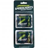 Speedminton® Speedlights 8 stuks speedbadminton
