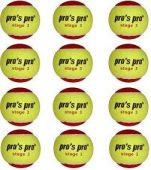 Pro's Pro Stage 3 XL tennisbal 12 stuks ITF approved