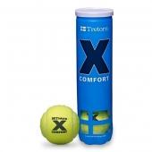 Tretorn Micro X Comfort Tennisballen 4 stuks