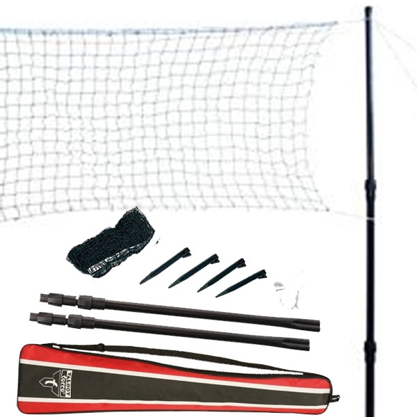Talbot Torro Badminton telescoop net set