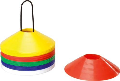 Pro's Pro Markeringsschijven 50 hoedjes multicolor
