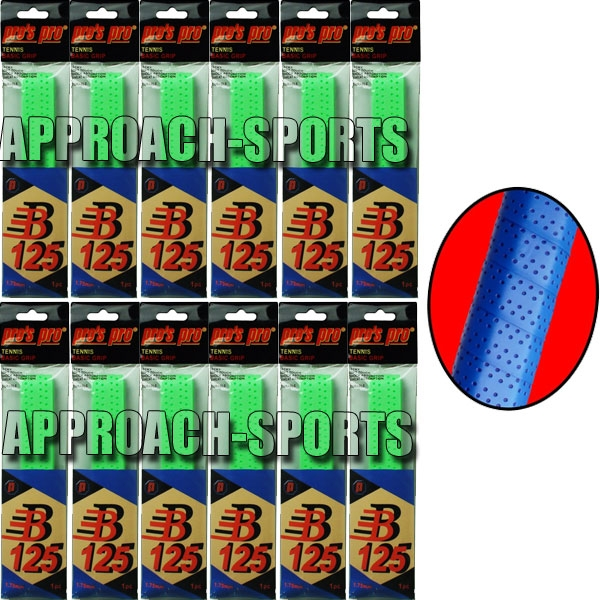 Pro's Pro Basic Grip B125 groen 12 stuks