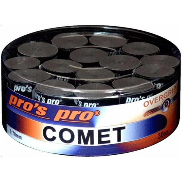 Pro's Pro Comet Grip overgrip 30 stuks zwart