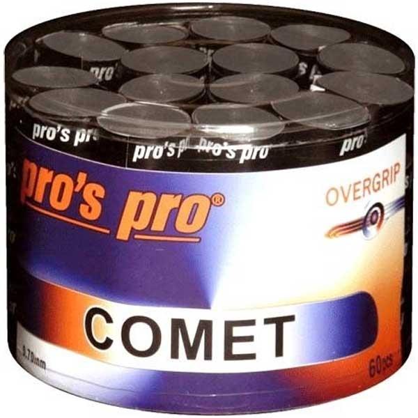 Pro's Pro Comet Grip overgrip 60 stuks zwart