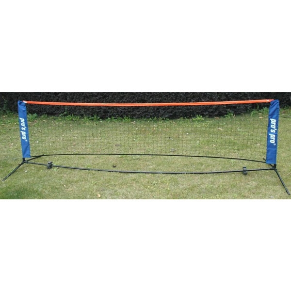 Pro's Pro Mini tennisnet 6 m.