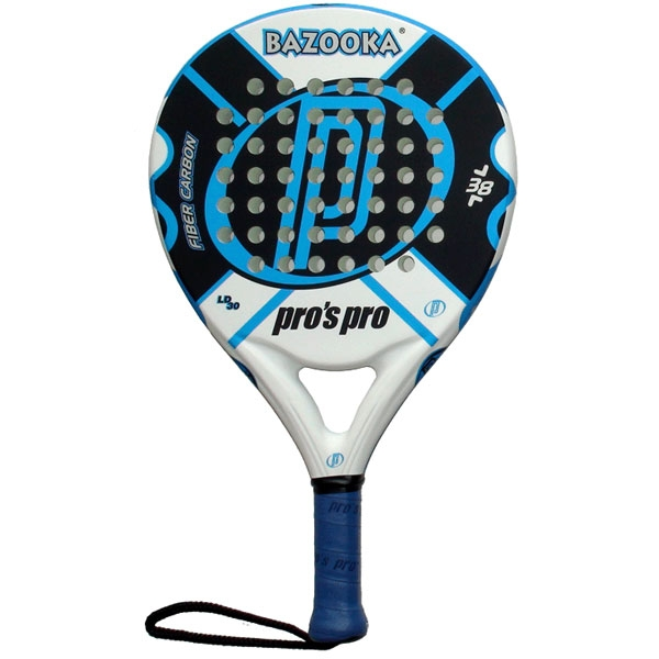 Pro's Pro Paddle Racket Bazooka Padelschläger