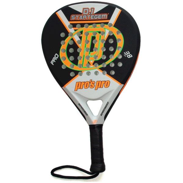 Pro's Pro Paddle Strategem D1 padel racket
