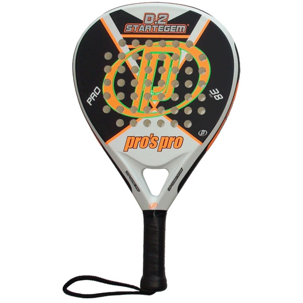 Pro's Pro Paddle Strategem D2 padel racket