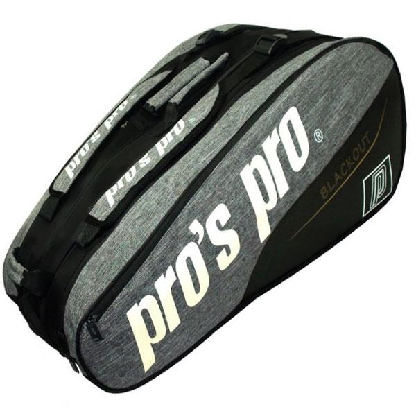 Pro's Pro Racketbag Blackout 12