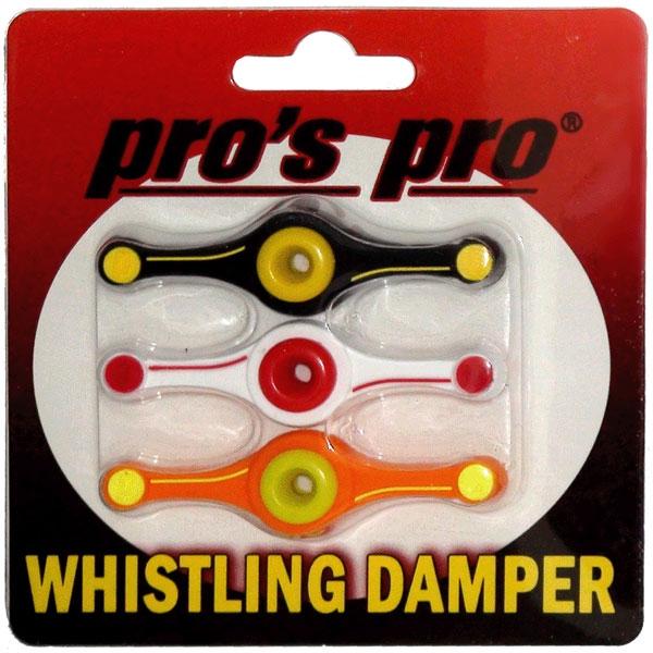 Pro's Pro Whistling Demper 3 stuks