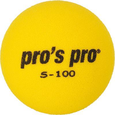 Pro's Pro Foam Sponge Speedbal S-100 stage 3 Tennisball