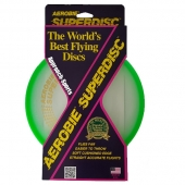 Funsports AEROBIE Super-Disc Frisbee Green