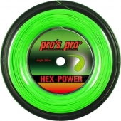 Pro's Pro Hex-Power 200 m. Tennissaite
