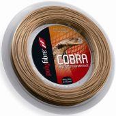 Polyfibre Cobra 200 m. tennissnaar