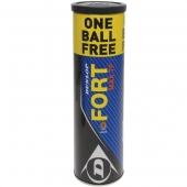 Dunlop Fort Max TP KNLTB 4 tennisballen