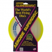 Funsports AEROBIE Super-Disc Frisbee Yellow
