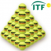 Nassau PERMANENT, ITF approved 60 tennisballen