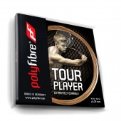 Polyfibre Tour Player 1.25 Tennissaite 12 m.