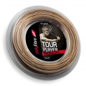 Polyfibre Tour Player Rough 1.25 tennissnaar 200 m.