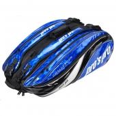 Pro's Pro 12-Racketbag Challenger blau L106 Tennistasche