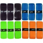 Pro's Pro 12 stuks verpakking HYPER CUSHION GRIP mixed colors