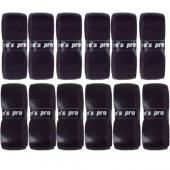 Pro's Pro 12 stuks verpakking HYPER CUSHION GRIP zwart