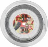 Pro's Pro B 75 zilver 100 m. badmintonsnaar