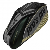 Pro's Pro Black Force 8-TENNISTAS zwart graphite