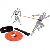 Pro's Pro Power Bungee Gurt Set Light doppelten Gurt