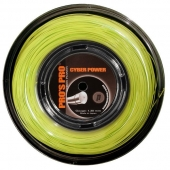 Pro's Pro Cyber Power LIME 1.25 tennissnaar 200 m.