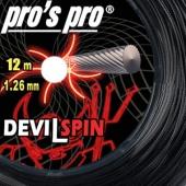 Pro's Pro DEVIL SPIN 12 m. Tennissaite